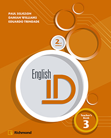 English ID 2nd - Teache's Book 3 - p